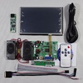 HDMI+VGA+2AV+Audio LCD controller driver board with 7inch 1280x800 N070ICG-LD1/LD4 LCD panel + Touch screen