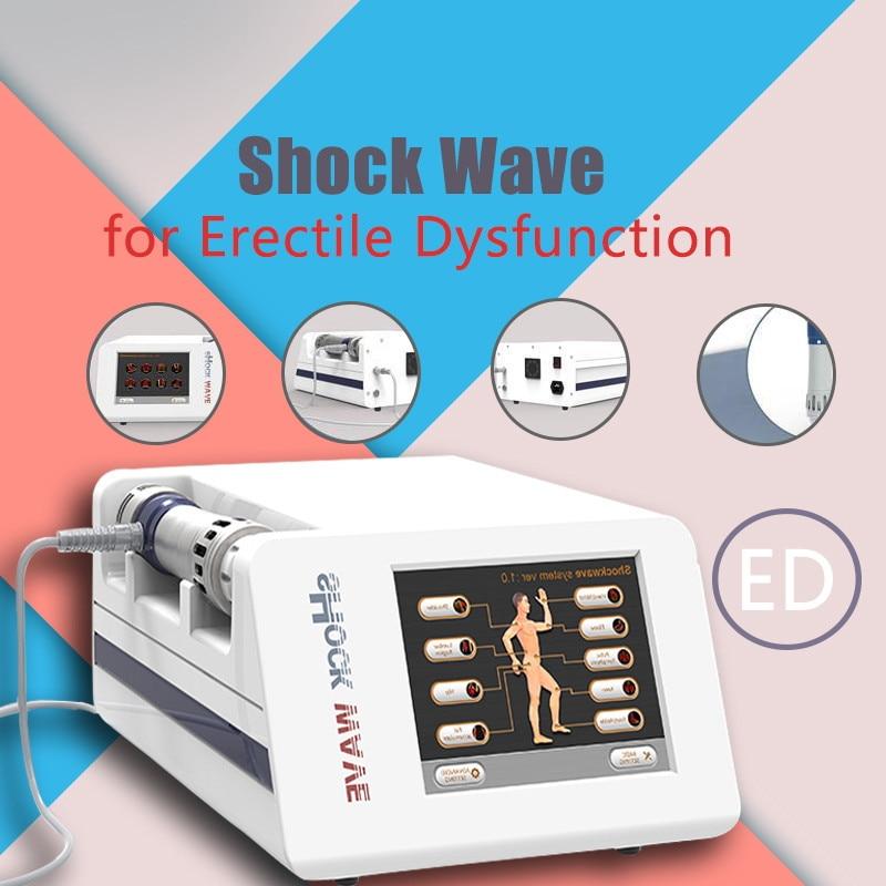 Новые продукты RSWT Extracorporeal Ударная Волна терапия машина Ударная Волна Здоровье продукт машина физиотерапия салон оборудование