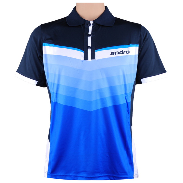 6c01d6f22 Andro high Quality Table Tennis Jerseys Training T-Shirts Ping Pong Shirts  Cloth Sportswear for men wholesale