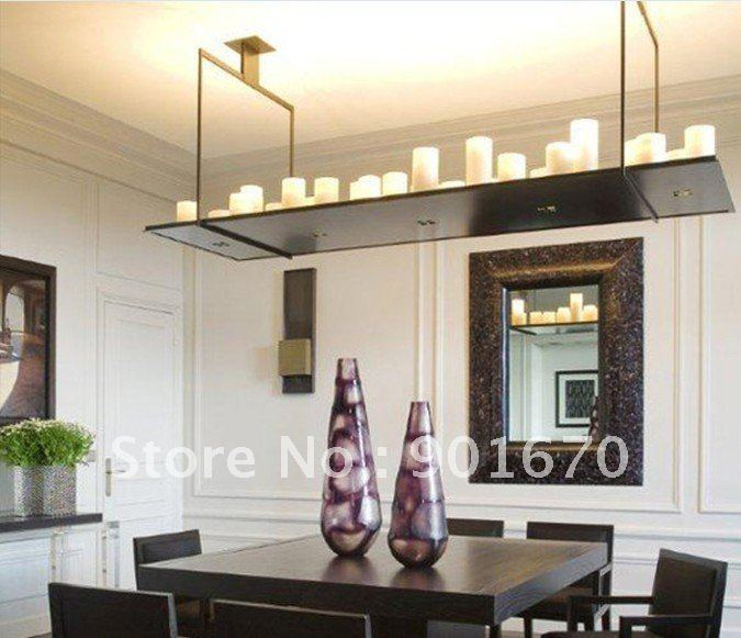 Frree Shipping D90cm Kevin Reilly Alter Candle Pendant Lamp
