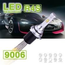 1 Satz R4S 9006 HB4 90 Watt 10400LM Led-scheinwerfer Super Slim Kits Nebelscheinwerfer Lampen 45 Watt 5200LM Ersetzen HID Xenon Halogen 12/24 V