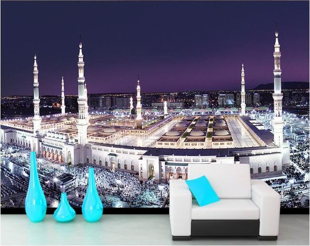 Unduh 67 Wallpaper 3d Masjid Terbaik
