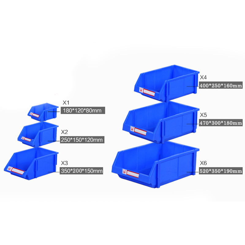 1pcs plastic part box classify storage box bin in ecommerce