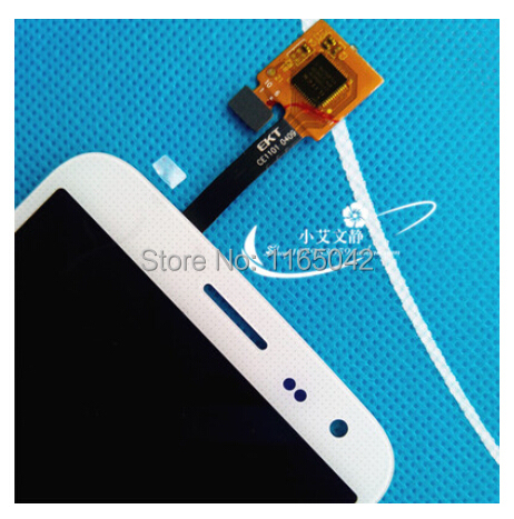 """external touch screen with LCD display Digitizer Glass Panel Repair for 5.2"""" FHD Kingelon G9000 i9600 S5 andorid smartphones"""