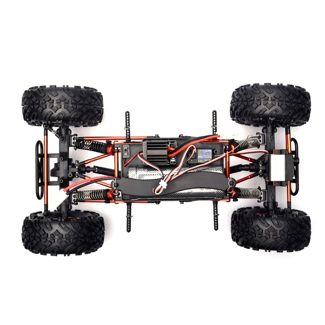 1/10 Remote Control Car 4wd Off Road Rock Crawler