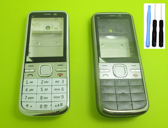 housing cover battery door case keypad keyboard for nokia c5 c5 00