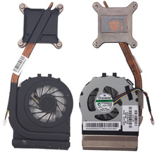 Brand NEW Laptop Cooling Fan for HP 2740 2740P 2760P Heatsink 597840-001 CPU Cooler/Radiator Repair Replacement цена в Москве и Питере