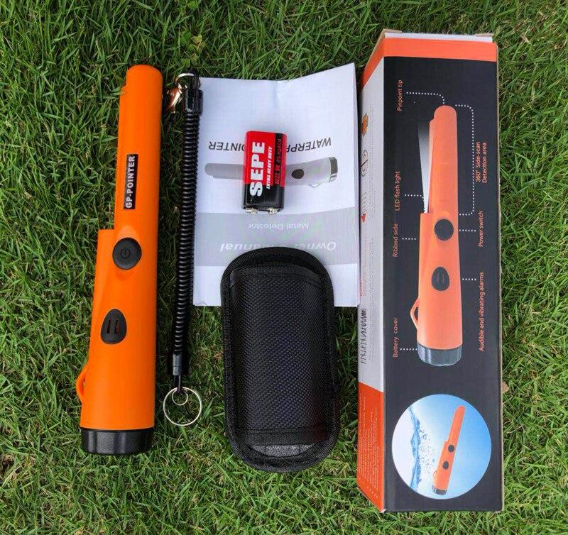 Metal Detector Handheld Waterproof Gp-pointer