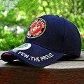 Gorras del ejército Hombres cuerpo de Marines Gorra de Béisbol M casquillo Al Aire Libre Deportes de Los Hombres Tapas 2016 gorras Hueso BA341