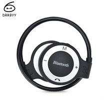 DRRBYY L-013 Wireless Bluetooth Headphones Support TF Card Headset Hands-free Earphone For iPhone Samsung Xiaomi Smartphone
