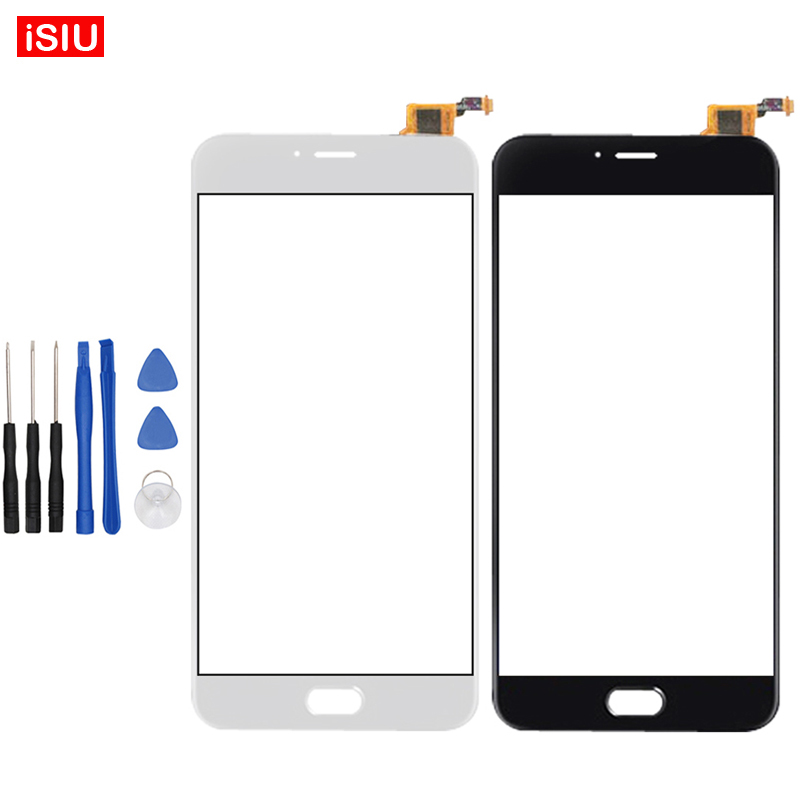 5.5 inch For Meizu M3 Note L681H Touch Screen Lens Glass Outer Front Panel ( Not For M681H ) + Tools