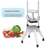 Commercial Vegetable Fruit Dicer Onion Potato Tomato Slicer Chopper Peppers,Potatoes,Mushrooms Restaurant Quick Slicer Machine