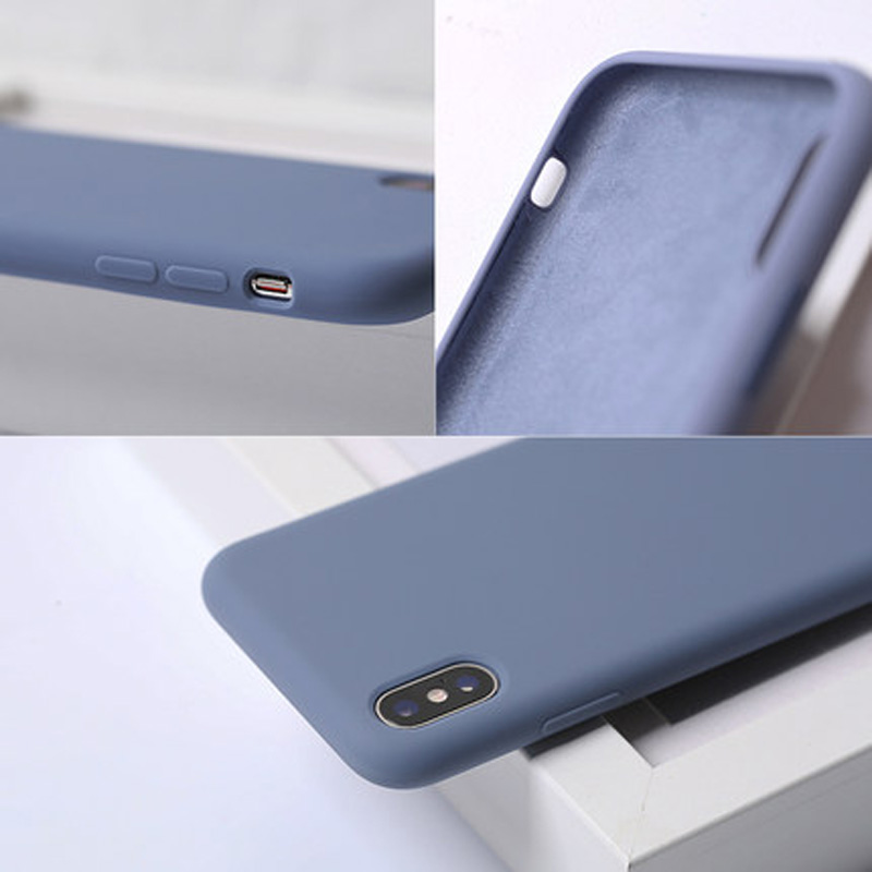 Silicone Case for Apple iPhone 2