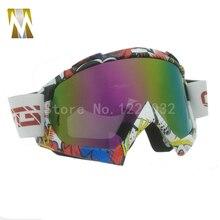 Человек/женщины мотокросс очки очки велоспорт глаз изделия MX off Road шлемы очки Спорт gafas для мотоцикла