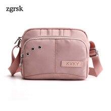 Female Shoulder Crossbody Bags Brand Large Nylon Solid Bags For Women Designer Inspired Handbags Black Casual Bag Bolsa
