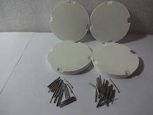 4pcs Dental Lab Honeycomb Firing Trays 4pcs  with 40 Metal Pins Hot sale