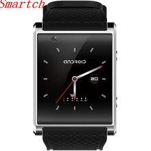 Smartch smart watch X11 with bluetooth GPS WiFi sport tracker sleep monitor remote control camera 2M video support 3g Nano-SIM c