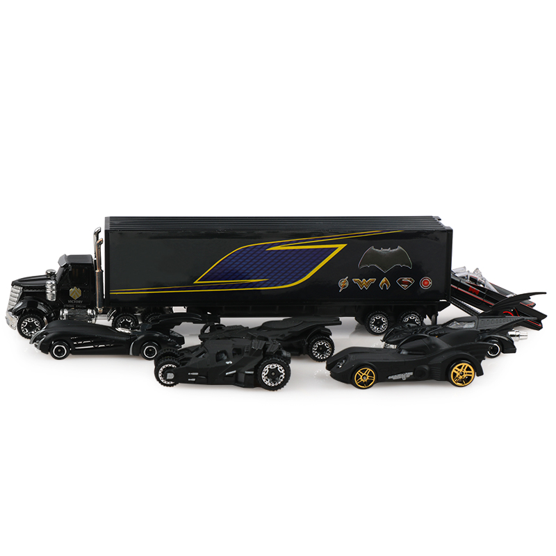 Truck Model Classic Cars 7pcs Set 8