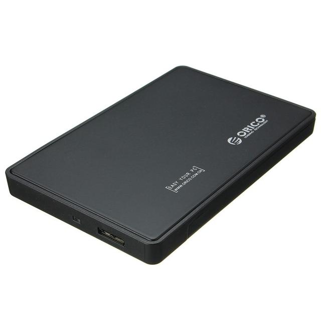 ORICO USB 3.0 2.5 Дюймов SATA Внешний Жесткий Диск случае HDD Защитный Док-Станция Для Ноутбука Настольных ПК HDD Корпус оригинал