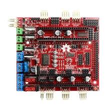 Marque 3D Imprimante Carte Mère Reprap RAMPS-FD Bouclier Rampes 1.4 Contrôle Conseil Compatible avec Arduino Due Carte De Commande Principale