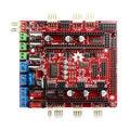 Marca Motherboard Impressora 3D Reprap Rampas 1.4 Placa De Controle Compatível com Arduino Escudo RAMPAS-FD Devido da Placa De Controle Principal
