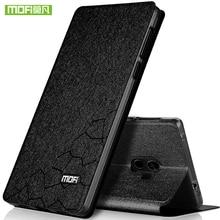 Originele Mofi Case Voor Xiaomi Mi Mix 2 Case Beschermhoes Voor Mix2 5.99 Inch Fundas Cas Pu Leather Shield voor Xiaomi Mix 2S