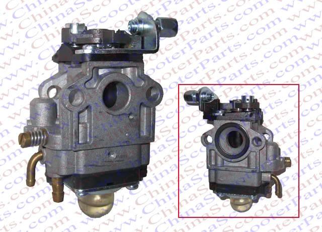 12mm 43cc 47cc 49cc Carb Carburetor 2 Stroke Kragen Zooma