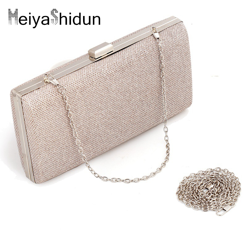 MeiyaShidun NEW European Fashion Women Embrague Bolsa de Hombro Bolsa de Mensaje