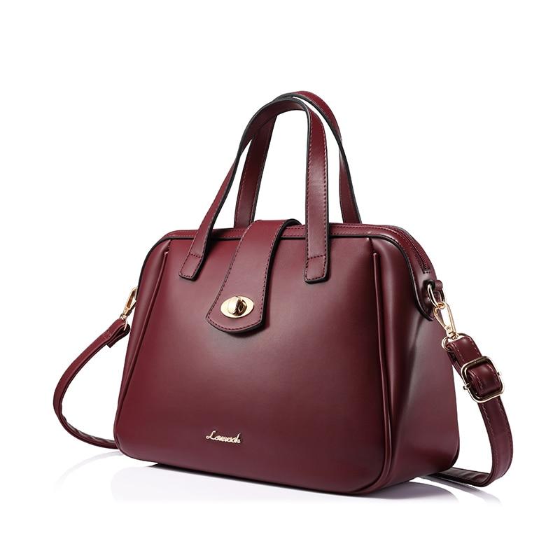 LOVEVOOK Women Handbag Panelled Crossbody-Bag Female New-Design High-Quality Fashion