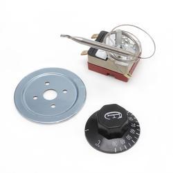 250 V 16A Температура контроллер 30-110 Цельсия ручка термостата капиллярный переключатель