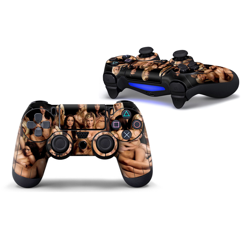Amazon.com: FYPRO Sexy Girls Decal PS4 Skin Sticker