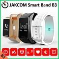 Jakcom b3 banda inteligente nuevo producto de pulseras como pulsera inteligente de la presión arterial smartband hablar para huawei talkband b1