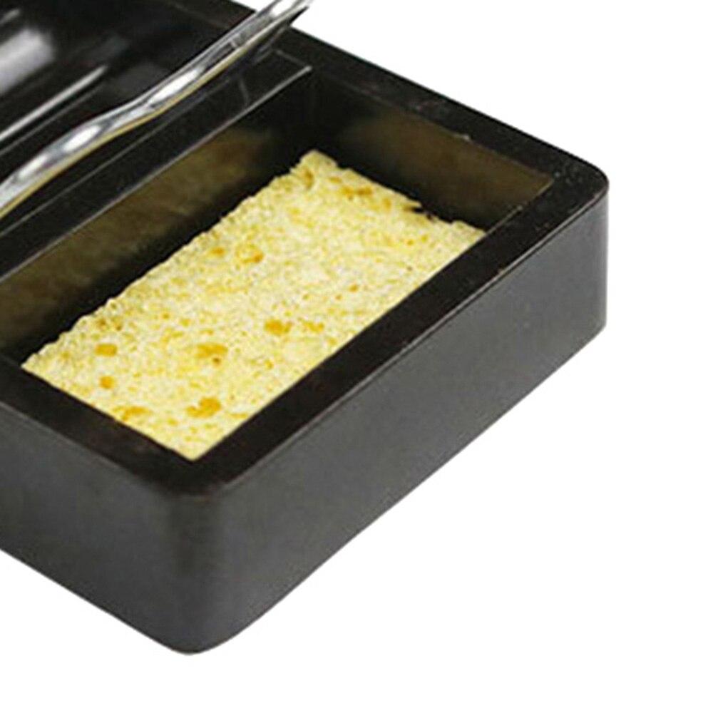 Electric-Soldering-Iron-Stand-Holder-Support-Station-Metal-Base-With-Solder-Sponge-For-Butane-Gas-Pen