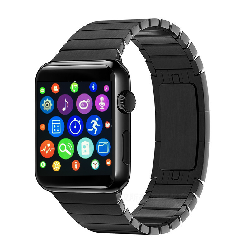 New smartwatch a9 bluetooth smart watch for apple iphone ...