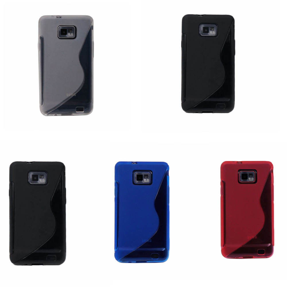 ... Anti Skidding Gel TPU Slim Soft Back Case Cover Rubber Silicone Skin