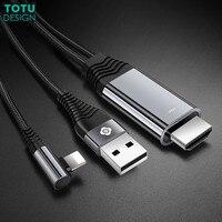HD 4K 3,5 M 2.4A USB кабель системы освещения 8 Pin к HDMI HD tv AV Кабель-адаптер для iPhone 6S 7 8 Plus X iPad Air 2 Pro mini iPod
