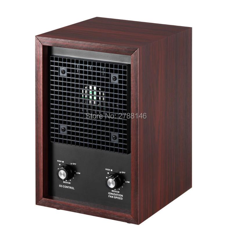 HIHAP pembersih udara sederhana dengan fungsi ionizer dan ozon (tidak perlu mengganti filter)