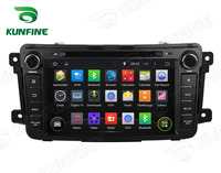 Quad Core 1024*600 Android 5.1 Car DVD GPS Navigation Player Car Stereo for CX-9 2012 Radio Bluetooth Wifi/3G