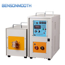 40KW 30-80KHz High Frequency Induction Heater Furnace LH-40AB