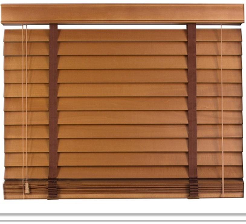 Decorative Wooden Blinds : Online get cheap blackout wooden blinds aliexpress