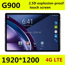 BOBARRY  Newest 10.1 inch Tablet PC MTK8752 Octa Core 4GB RAM 64GB ROM Android 7.0 3G 4G 1920*1200 2.5D Screen Tablet 10.1″