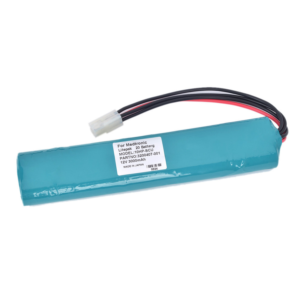 Replacement For Medtronic LifePak 20 Battery | Battery For