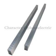 1pcs High Power LED aluminum Heatsink 300mm*25mm*12mm for 1W,3W,5W led emitter diodes