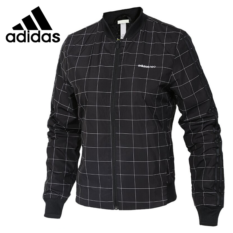 Original New Arrival 2017 Adidas NEO Label W AOP WB Women's jacket Sportswear original new arrival official adidas neo label m 2 layer wb men s jacket hooded sportswear