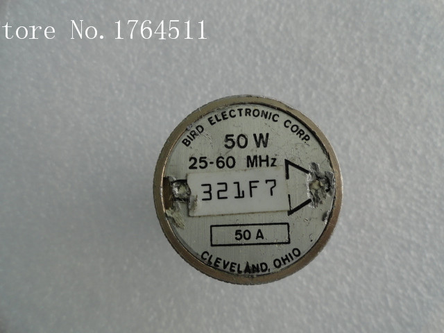 [BELLA] The Supply Of American Bird Bird 2-30MHz 50W Probe 50A 43 Power Meter