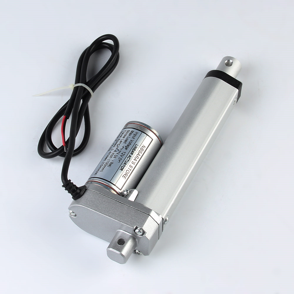 1500N/330lbs Load multi function DC12V Linear actuator 4 Electric Motor for car boat home application