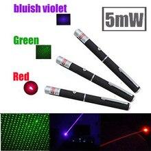 Зеленый лазерный прицел Указатель Охота устройства 5 мВт лазерная указка 532nm звезды 500-2000 м зеленый/красный светильник лазер ручка флэш-свет...