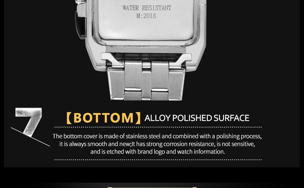 2018-En_16  MEGIR Males's Large Dial Luxurious Prime Model Quartz Wristwatches Artistic Enterprise Stainless Metal Sports activities Watches Males Relogio Masculino HTB1S9i1kAZmBKNjSZPiq6xFNVXa8