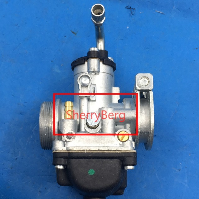 US $32 99 |new carb carby moped/pocket carburetor PHBG21mm copy from  dellorto phbg 21 ad auto choke carburettor good quality fit scooter-in  Carburetor