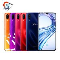 Original Vivo X23 Mobile Phone 6.41 Full Screen 8GB RAM 128GB ROM Snapdragon 670 Octa Core Android 8.1 Dual Camera Smartphone